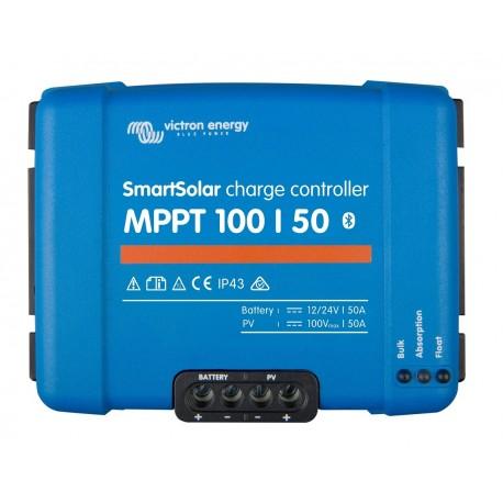 Regulátor Victron SMART 100V/50A/12-24V MPPT