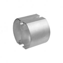 Hliníkový profil HNP3 - 80x75 mm - dĺžka 6m