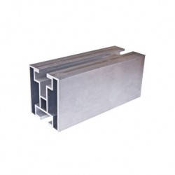 Hliníkový profil HNP4 - 40x45 mm - dĺžka 4,3m
