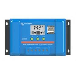 Regulátor Victron 12-24V/10A PWM LCD