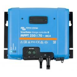 Regulátor Victron SMART 250V/70A/12-48V MPPT MC4