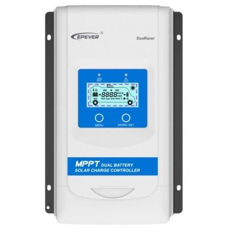 Regulátor DUOracer 100V/20A/12-24V MPPT (DR2210N)