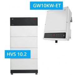 SET GoodWe 10K-ET + BYD BATTERY-BOX PREMIUM HVS 10.2