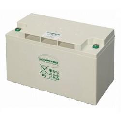 Solárna batéria Hoppecke 12V/150Ah Solar.bloc