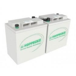 Solárna batéria Hoppecke 12V/250Ah Solar.bloc