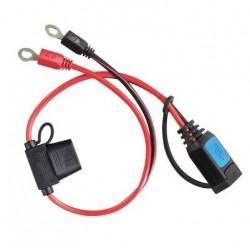 Kábel s káblovými okami k nabíjačkám IP65