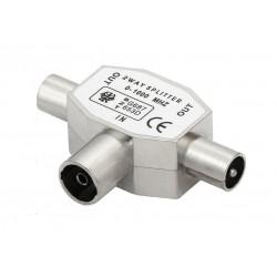 Rozbočovač IEC 1xF/2xM