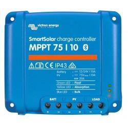 Regulátor Victron SMART 75V/10A/12-24V MPPT