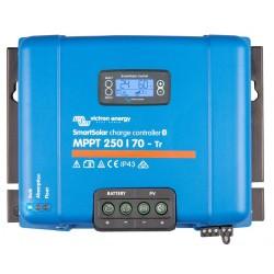 Regulátor Victron SMART 250V/70A/12-48V MPPT Tr