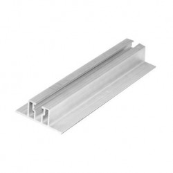Hliníkový profil HNP5 - 40x45mm - dĺžka 4,3 m