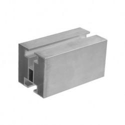 Hliníkový profil HNP2 - 50x50 mm - dĺžka 6m