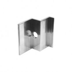 Hliníkový krajný úchyt - 35mm