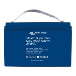 Solárna batéria LITHIUM SuperPack 12,8V/100Ah