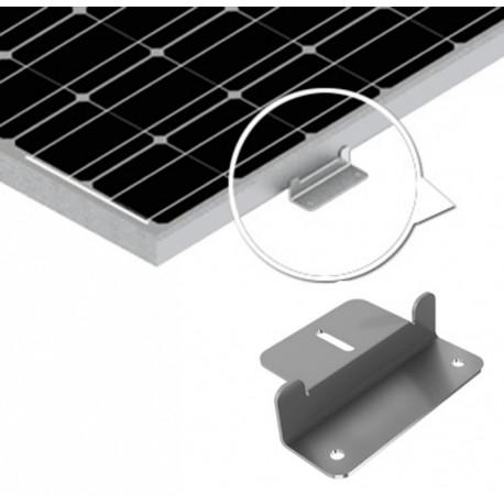Súprava pre uchytenie solárneho panelu KOV