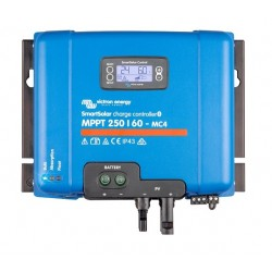 Regulátor Victron SMART 250V/60A/12-48V MPPT MC4