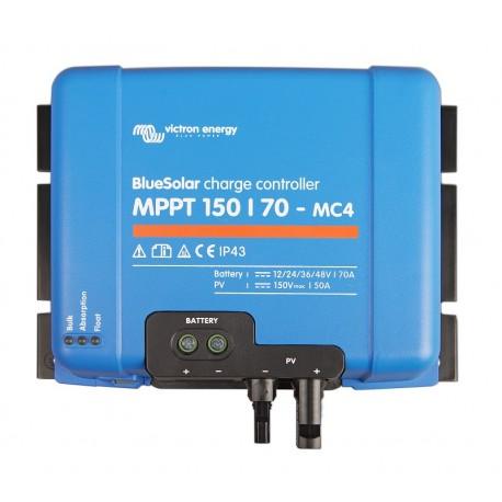 Regulátor Victron 150V/70A/12-48V MPPT MC4