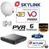 AKCIA SKYLINK ZA 1€ - 1 TV