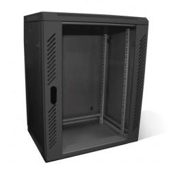 PylonBox 18U uzavierateľný - čierny