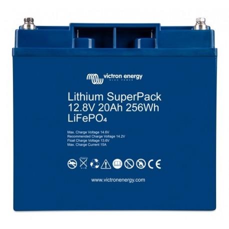 Solárna batéria LITHIUM SuperPack 12,8V/20Ah