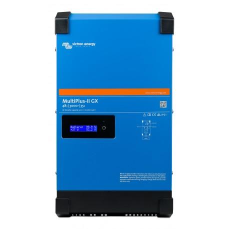 Menič - nabíjač MultiPlus II-GX 48V/5000VA/70A-50A