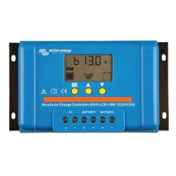 Regulátor Victron 12-24V/20A DUO PWM LCD
