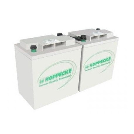 Solárna batéria Hoppecke 12V/200Ah Solar.bloc