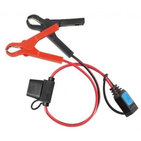 Kábel s kliešťovými svorkami k nabíjačkám IP65