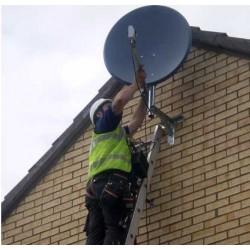 Inštalácia satelitných systémov