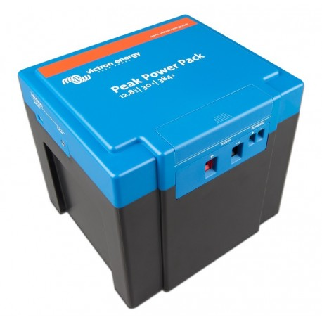 Peak Power Pack 12,8V/30Ah/384Wh - VICTRON